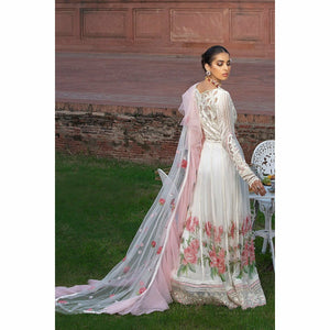 Mushq | Monsoon Affair | WHITE DOVE - House of Faiza