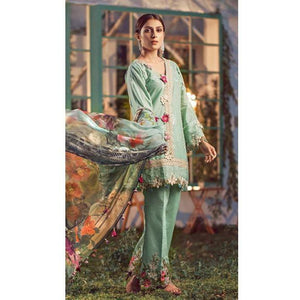 Elaf | Luxury Lawn Collection 20 | ELL-03 - House of Faiza