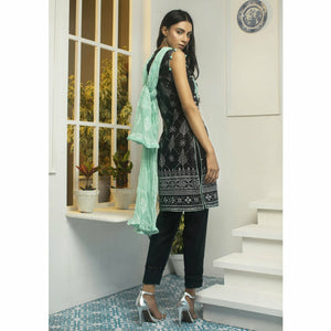 Samia | Mirroir by AB | 03 Sea Vert - House of Faiza