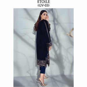 Sabiha Embroidered Velvet Wedding Edition 20 | Etoile GV-03
