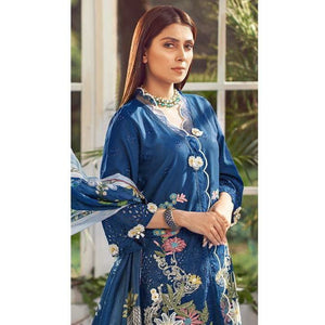 Elaf | Luxury Lawn Collection 20 | ELL-05 - House of Faiza