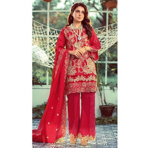 Elaf | Luxury Lawn Collection 20 | ELL-07 - House of Faiza