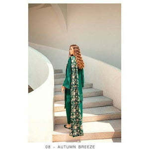 Baroque | Swiss Voile 20 Vol V - 08 Autumn Breeze - House of Faiza