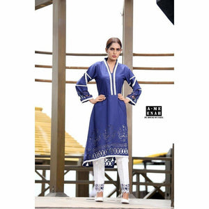 A-MEENAH Embroidered 3 piece Women's Suit, Jamawar Plazo, Velvet Shirt, salwar kameez uk