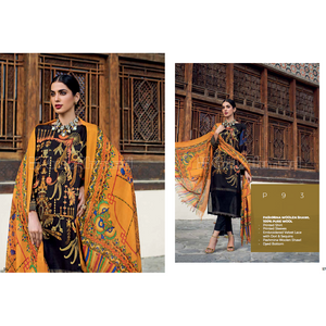 Gul Ahmed Winter 18 | P93