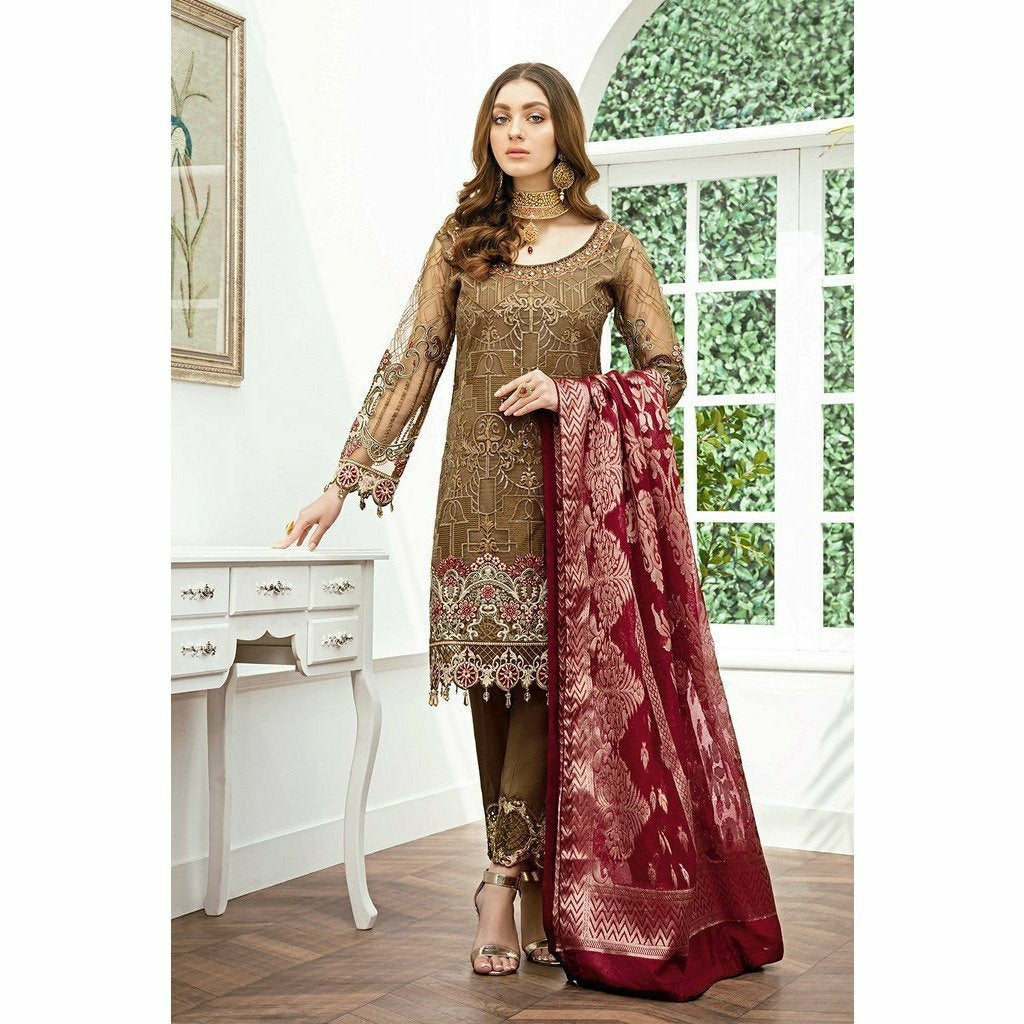 Ramsha | Minhal Collection Vol 2 | M-206 - House of Faiza