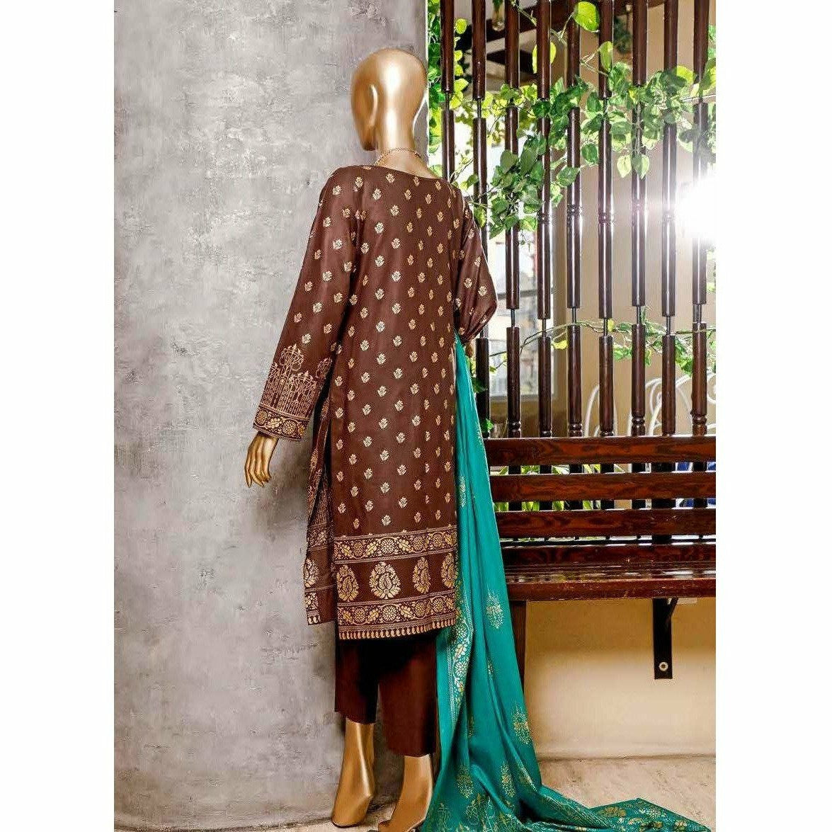 Banarsi By MJ Textiles Cambric 20 - Design 106B