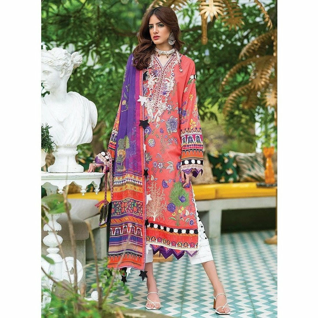 Zaha Fabulous 35 Lawn 20 Vol 1 - 11