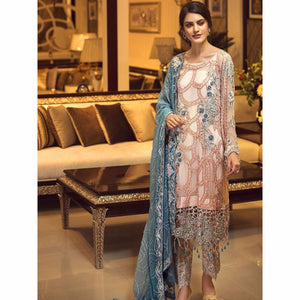 handmade designer clothes in chiffon