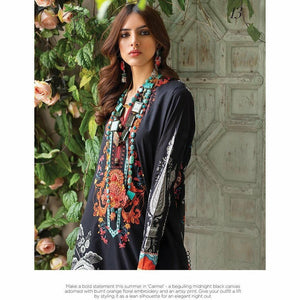 Zaha Fabulous 35 Lawn 20 Vol 1 - 13