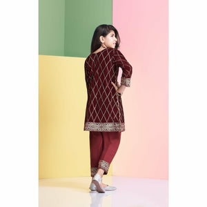 A-MEENAH | AAPI & ME WINTER VOL-2 | C02 - House of Faiza