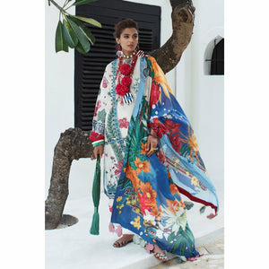 ELAN | Lawn 20 | EL-02 A (MSITU) OUTLET - House of Faiza