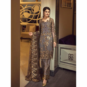 designer clothe fully embroidered