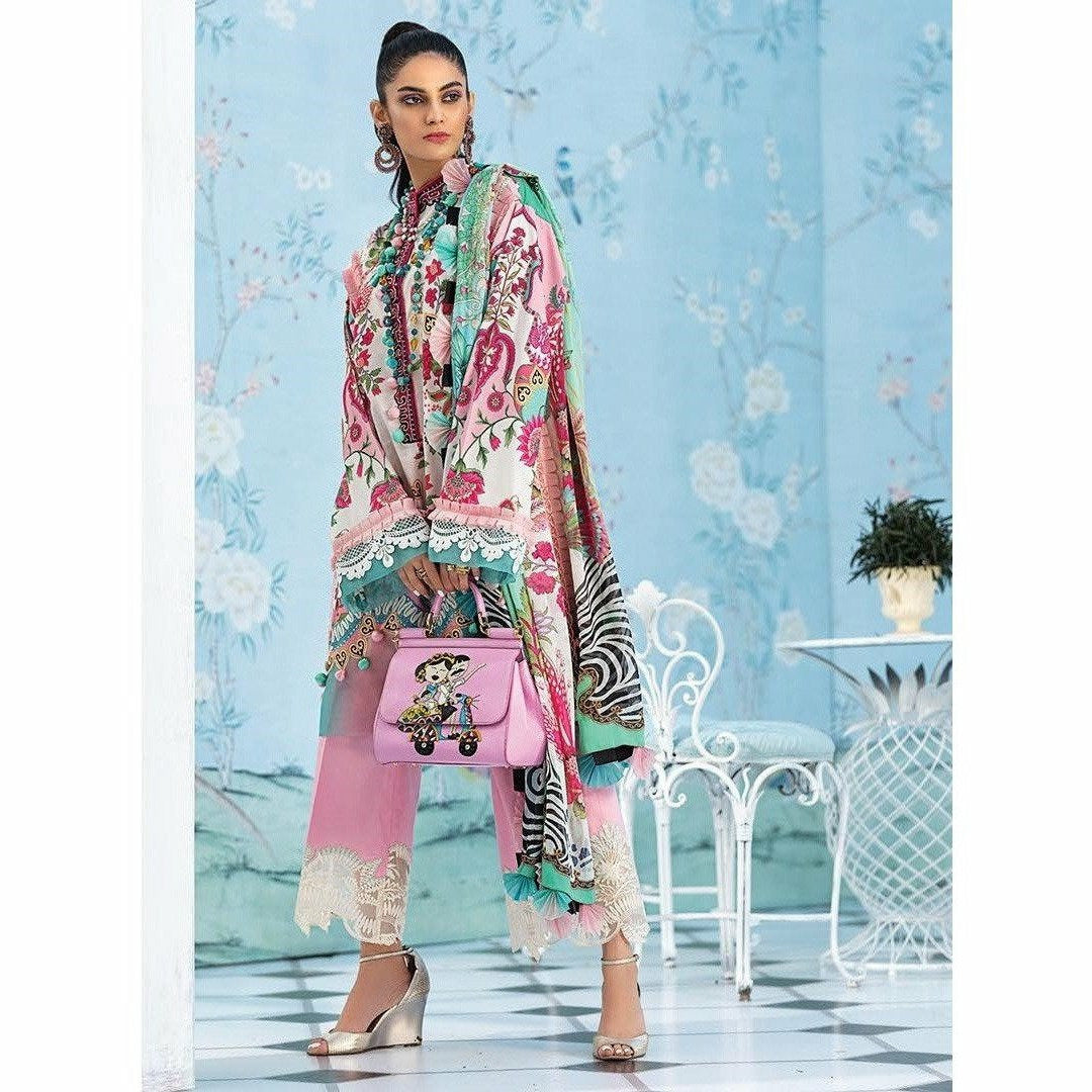 Zaha Fabulous 35 Lawn 20 Vol 1 - 16