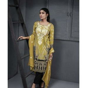 Ayesha Chottani Embroidered Collection | Women's Embroidered Suit.