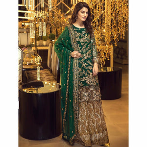 ZEBAISH LUXURY LAWN - ZA-1068