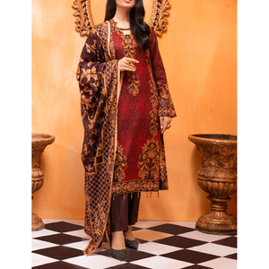 Salitex | Inaya Lawn Vol 2 | 26A - House of Faiza