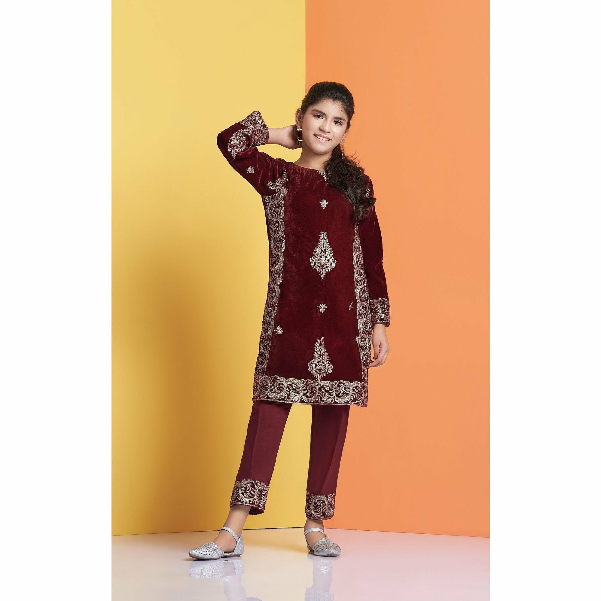 A-MEENAH | AAPI & ME WINTER VOL-2 | C04 - House of Faiza