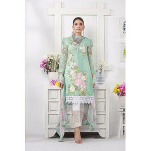 Azure | Chiffon Collection - Visionary Passion (07)