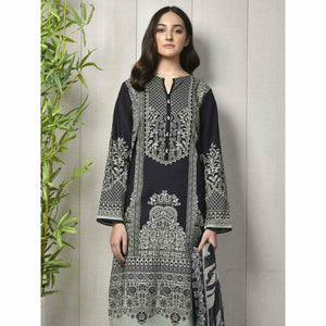 Limelight | Printed Cambric | 3Pc | 01 - House of Faiza