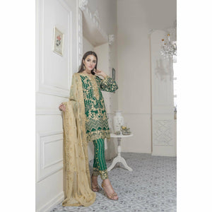 Maryum N Maria Chiffon Collection | Embracing Elegance - FMM-306