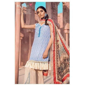 TENA DURRANI - Maya 15 | Embroidered, Printed Fully Stitched Women's Suit
