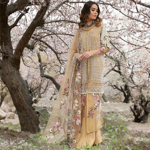 SANA SAFINAZ - LUXURY COLLECTION - 2A | Fully Stitched Embroidered Women's Suit