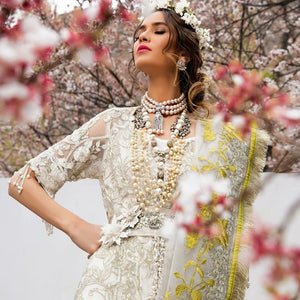 SANA SAFINAZ - LUXURY COLLECTION 5B | Embroidered Fully Stitched Women's Suit
