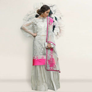 SANA SAFINAZ - LUXURY COLLECTION 5A | Embroidered Fully Stitched Women's Suit