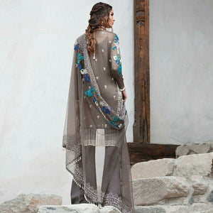SANA SAFINAZ - LUXURY COLLECTION - 2B | Fully Stitched Embroidered Women's Suit