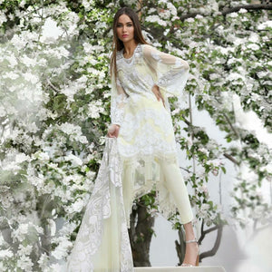 SANA SAFINAZ - LUXURY COLLECTION - 4A | Fully Stitched Embroidered Women's Suit