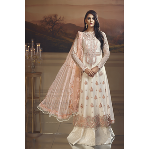 Anaya by Kiran Chaudhry The Wedding Edit 2018 - AWC 04 - PEACH FANTASY