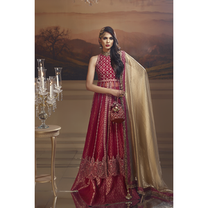 Anaya by Kiran Chaudhry The Wedding Edit 2018 - AWC 02 - SCARLET BLUSH