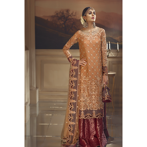Anaya by Kiran Chaudhry The Wedding Edit 2018 - AWC 01 - RUSTIC SUNSET