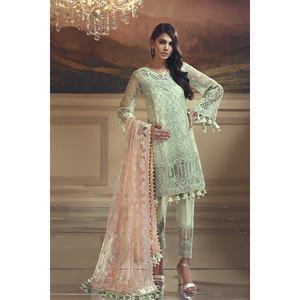 Anaya by Kiran Chaudhry The Wedding Edit 2018 - AWC 05 - MINT MELBA