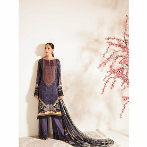 Nur | Embroidered Printed Collection | J-14 - House of Faiza
