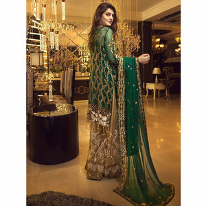 ZEBAISH LUXURY LAWN - ZA-1071