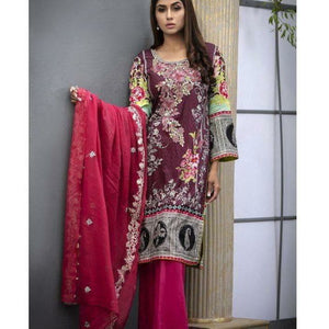 Ayesha Chottani stitched Ladies Embroidered Suits Collection