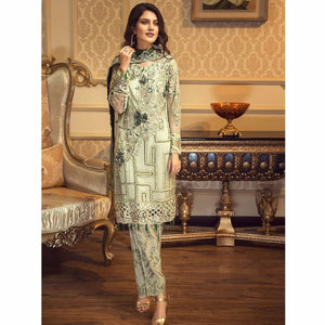 ZEBAISH LUXURY LAWN - ZA-1074