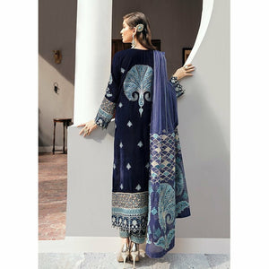 Naghma Luxury Velvet | Wanni - House of Faiza