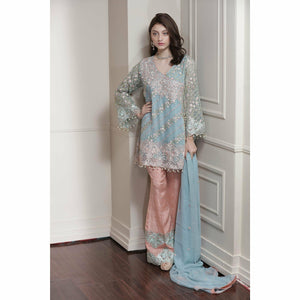 Maryum N Maria Chiffon Collection | Classic Curve - FMM-02
