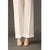 BAROQUE - DESIGN 49 | White Bell Bottom Women's Trouser - House of Faiza