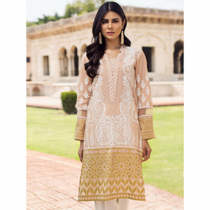 Limelight | Printed Lawn | 2Pc | U0825-SSH-PCH - House of Faiza