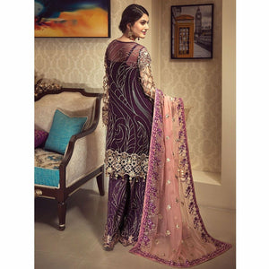 ZEBAISH LUXURY LAWN - ZA-1077