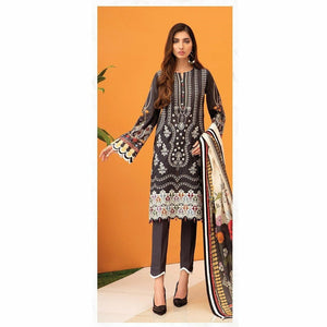 Jazmin |  Iris Lawn 20 Vol 2 | 09 Seyal - House of Faiza