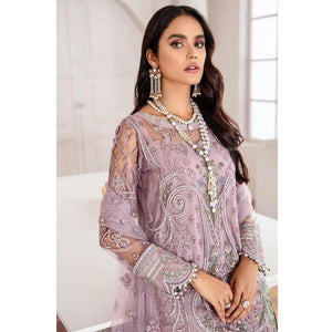 Mahpare Luxury Chiffon Collection 20 | Azel - Long Version
