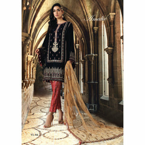 Velour De Luxe | Velvet Wedding 20 | VL-04 - House of Faiza