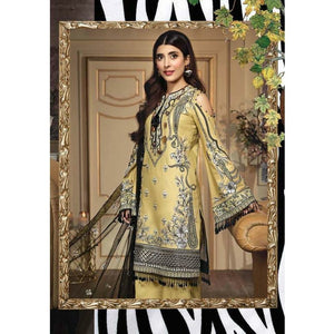 ANAYA | Le Jardin D'Eden Luxury Lawn 20 | AL20-07 - House of Faiza