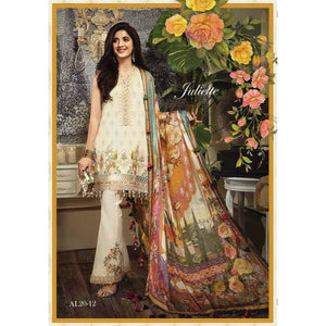 ANAYA | Le Jardin D'Eden Luxury Lawn 20 | AL20-12 - House of Faiza