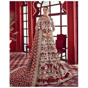 Gulaal | Shehrnaz Bridal Collection 20 | B-2 Serat - House of Faiza